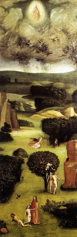 Hieronymus bosch jardin des delices - Le jardin des delices de jerome bosch ...