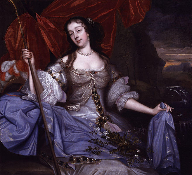 https://upload.wikimedia.org/wikipedia/commons/thumb/5/50/Barbara_Palmer_%28n%C3%A9e_Villiers%29%2C_Duchess_of_Cleveland_by_John_Michael_Wright.jpg/657px-Barbara_Palmer_%28n%C3%A9e_Villiers%29%2C_Duchess_of_Cleveland_by_John_Michael_Wright.jpg