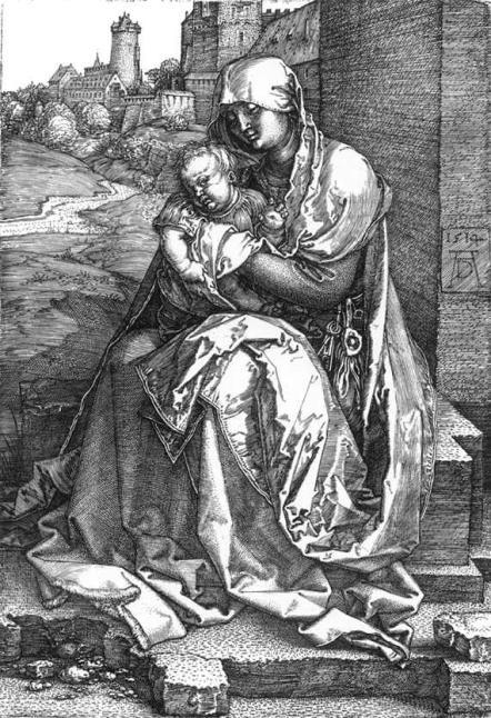 Melencolia I (Albrecht Dürer) Image013