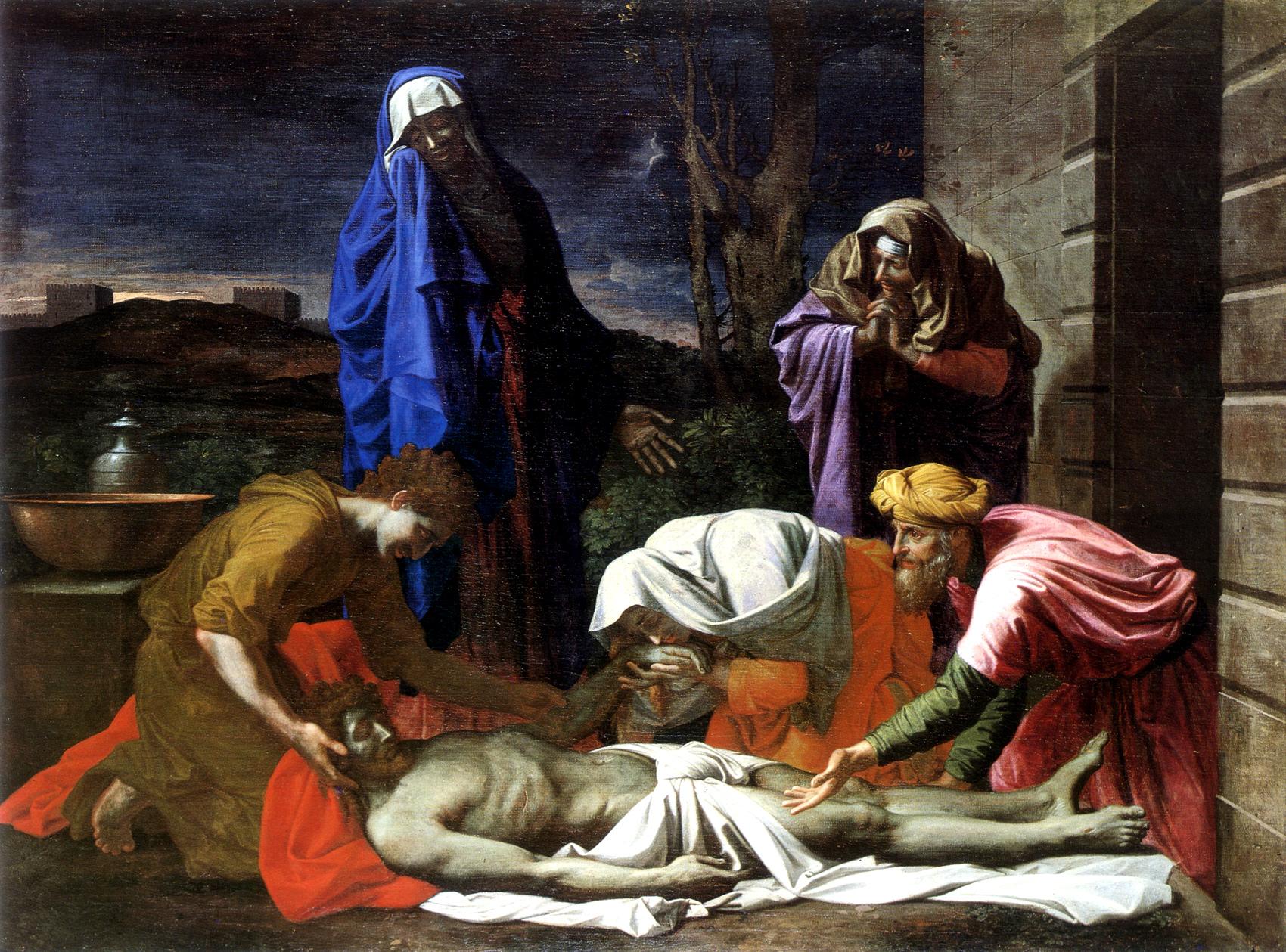 La Passion du Christ par Nicolas Poussin ou Poussin l