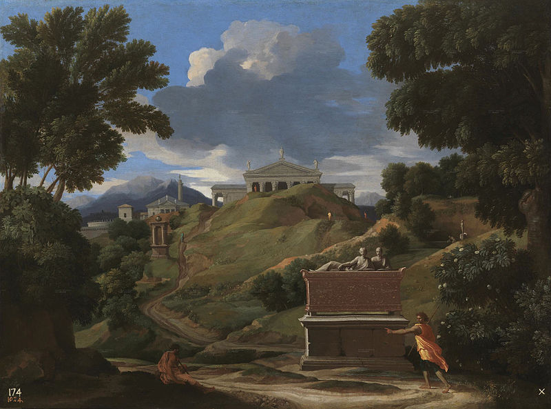 https://upload.wikimedia.org/wikipedia/commons/thumb/3/34/Paysage_avec_ruines_-_Poussin_-_Museo_del_Prado.jpg/800px-Paysage_avec_ruines_-_Poussin_-_Museo_del_Prado.jpg